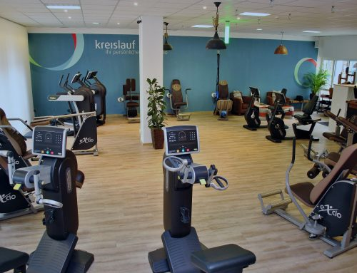 """""""Ganzkörpertraining Fitness-Ampel"""" – Zirkeltraining von der Krankenkasse bezuschusst"""